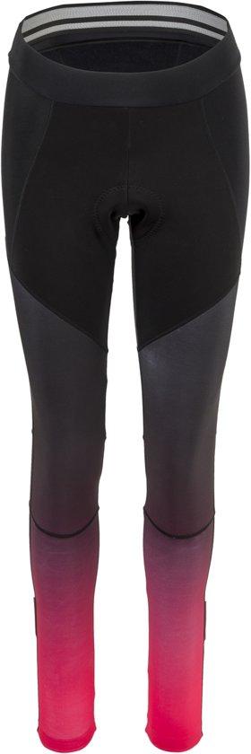 AGU Prime Gradient Tight Trend Fietsbroek - Dames - Maat XL - Zwart