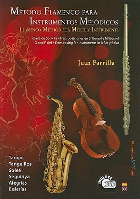 Bolcom Metodo Flamenco Para Instrumentos Melodicosflamenco