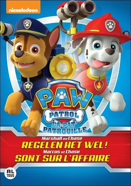 Paw Patrol - Volume 2: Marshall En Chase Regelen Het Wel