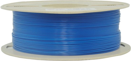 1.75mm blauw ABS filament