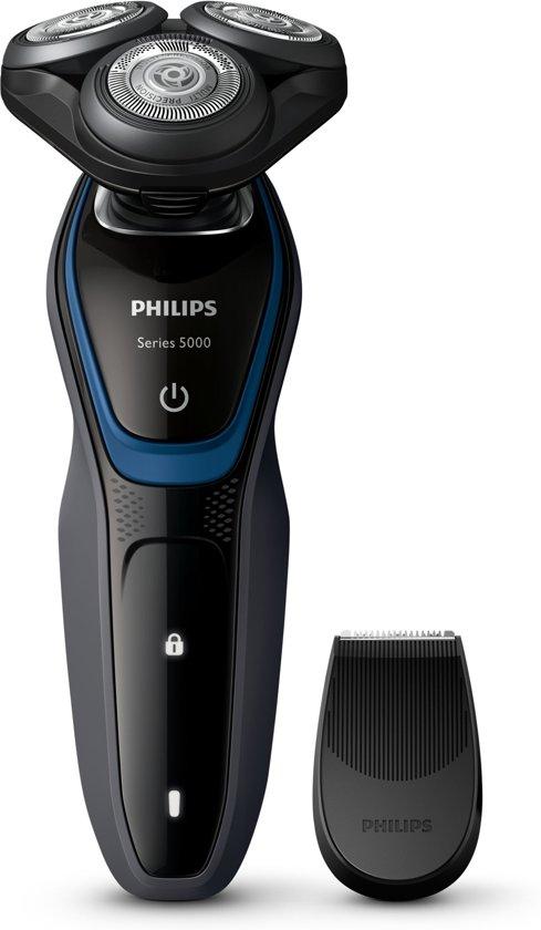 Philips Series 5000 S5100/06 - Scheerapparaat voor droog gebruik