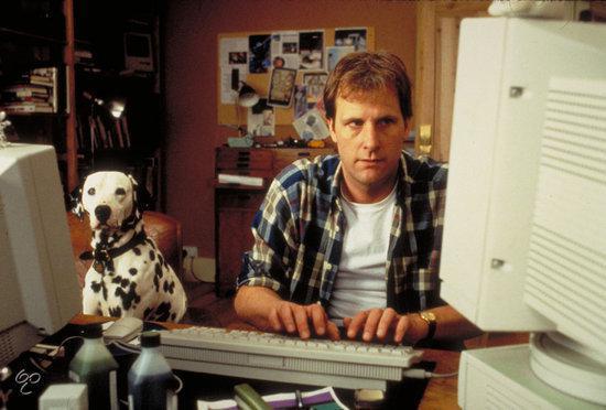 Film met hond