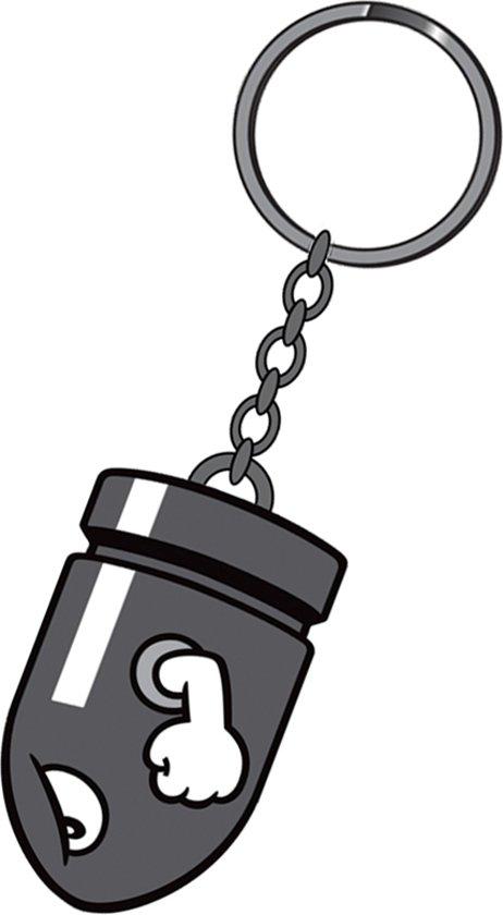 Nintendo Bullit Bill Rubber Key Chain