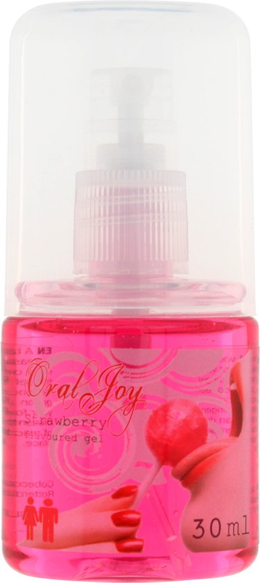 Cobeco-Oral Joy New Strawberry 30 Ml-Potions