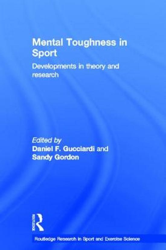 mental toughness in sport golf essay