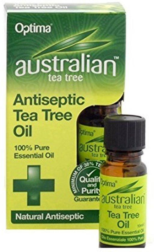 Optima Australian Tea Tree Olie - 10 ml - 1 stuk