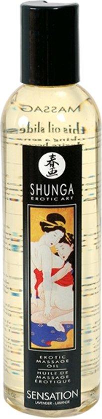 Shunga - Massage Olie Sensatie