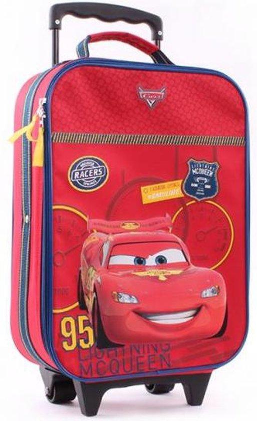 04ea61ca440 bol.com | CARS Trolley Kinder Koffer Handbagage Disney Vakantie