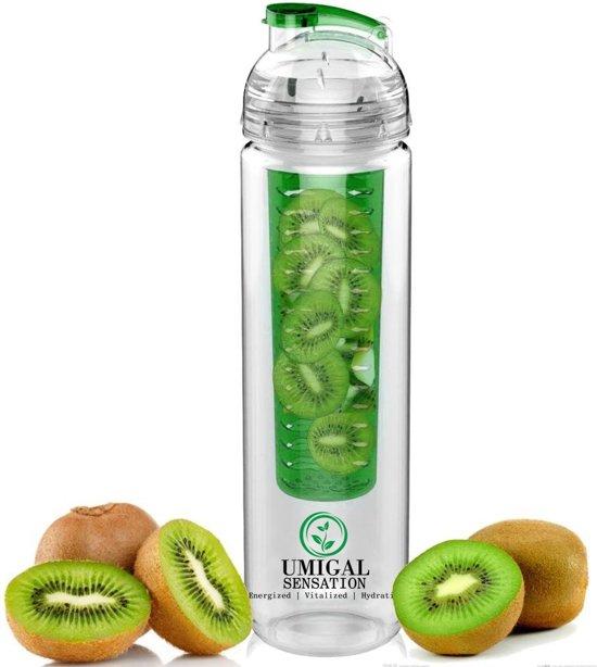 Waterfles met fruit filter fruitwater fles for Nep fruit waar te koop