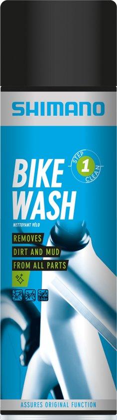 Shimano Bike Wash - Reiniging - Spuitbus 400ml