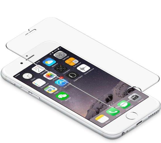 Gehard Glas Screenprotector.Mobigear Gehard Glas Screenprotector Apple Iphone 6 6s 7 8