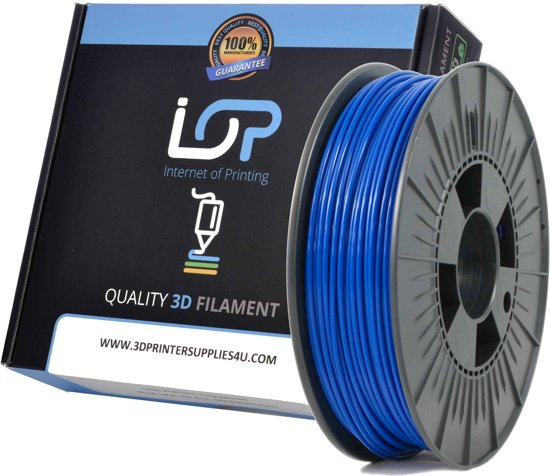IOP PLA 2,85mm Dark Blue 500gr