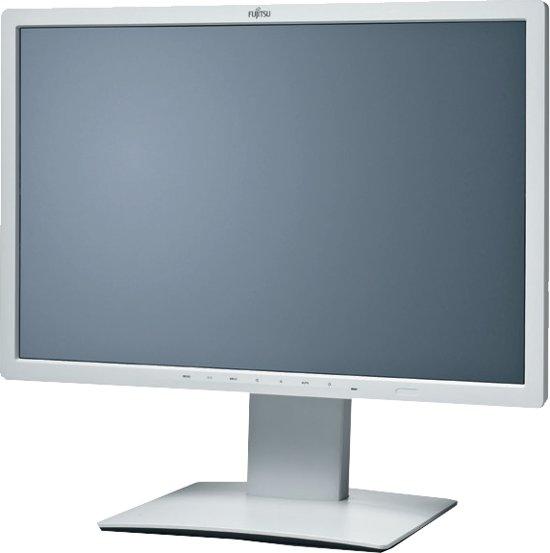 Fujitsu B line 24W-7 24'' LED Grijs computer monitor