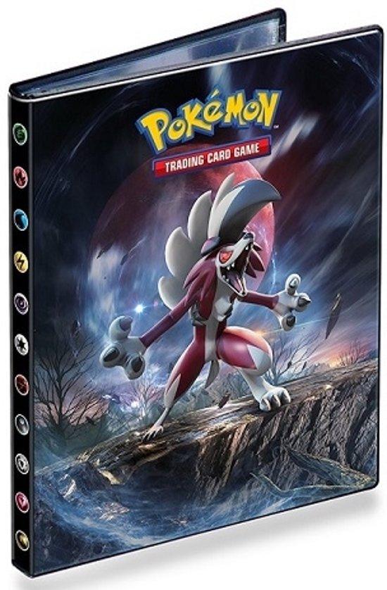 Afbeelding van het spel Pokemon verzamelmap 4-pocket SM2 Sun & Moon GR