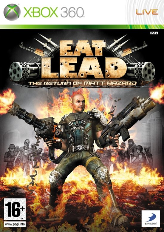 Eat Lead: The Return of Matt Hazard
