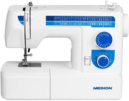 MEDION MD 17187 Semiautomatische naaimachine