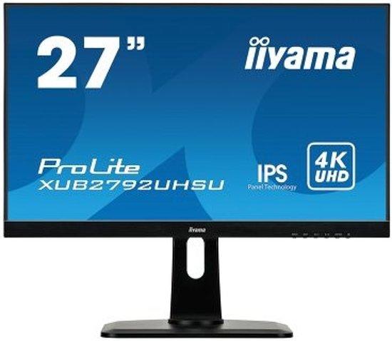 Iiyama Prolite XUB2792UHSU-B1 - Monitor - 27 inch (75Hz)