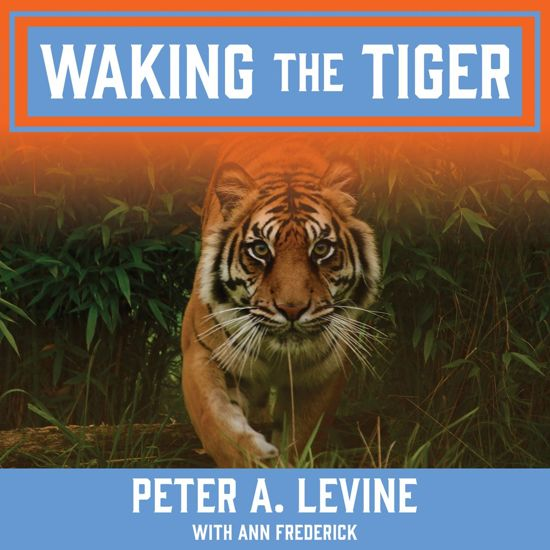 Boek cover Waking the Tiger van Peter A. Levine (Onbekend)