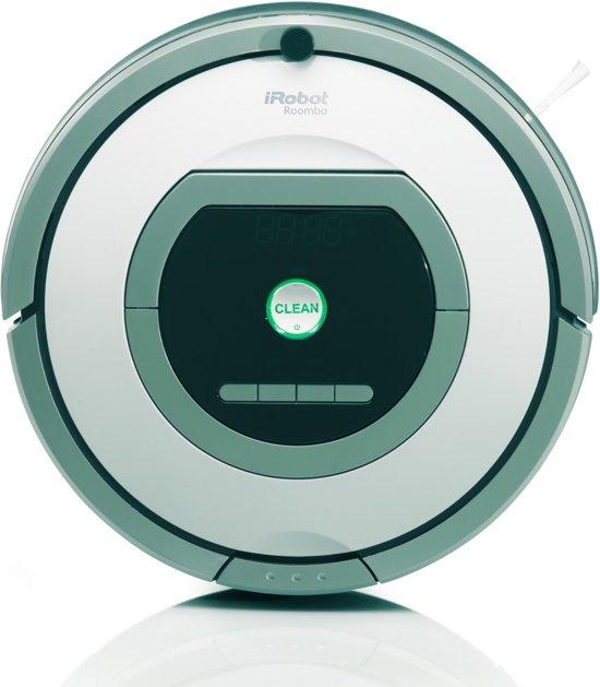 iRobot Roomba 776 Zakloos Roestvrijstaal robotstofzuiger