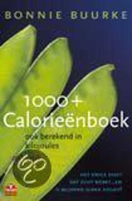 duizend calorieën dieet