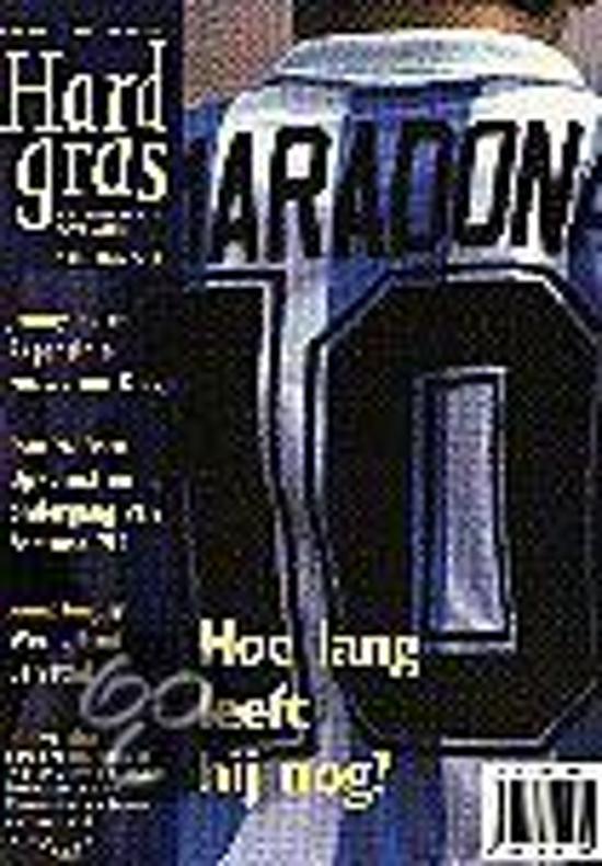 Cover van het boek 'Hard gras / 12'