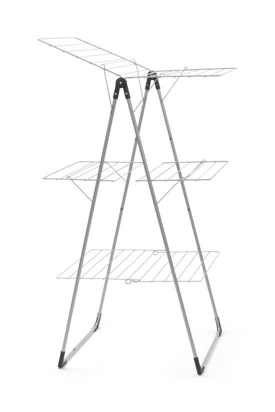 Brabantia Droogtoren - 23 m - Metallic Grey