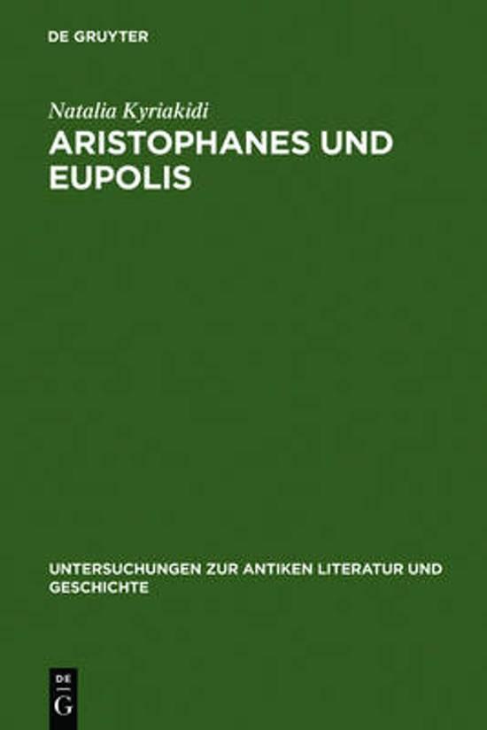 Aristophanes und Eupolis