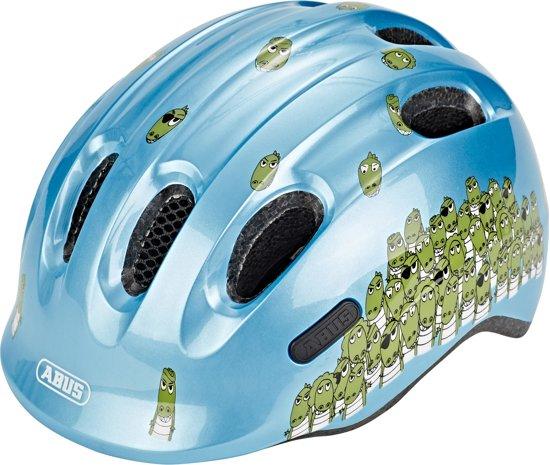 ABUS Helm Smiley 2.0 Blue Croco