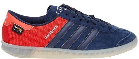 Adidas Baskets Bleu Rouge / Hommes Tech Hambourg 40 Mt 2/3 5o9UPNL6