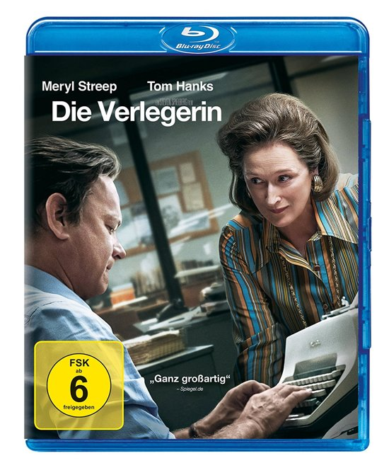 Verlegerin/Blu-ray