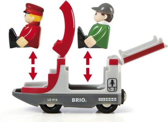 BRIO Treinset met Overstapstation 33512