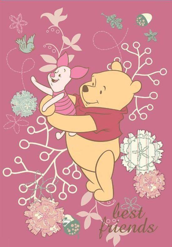 Notitieboekje Winnie the Pooh