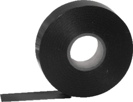 REH zelfkl tape RAUTITAN, PVC, zw, (lxb) 33mx50mm, isol, zelfdov