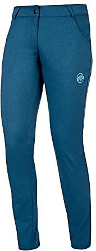 Massone Pants Blauw Women Stretchbroek Dames XrfrpFwSq8