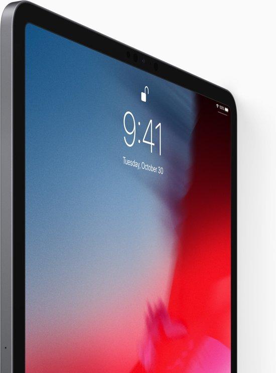 Apple iPad Pro 12,9 inch (2018) 256 GB Wifi + 4G Space Gray