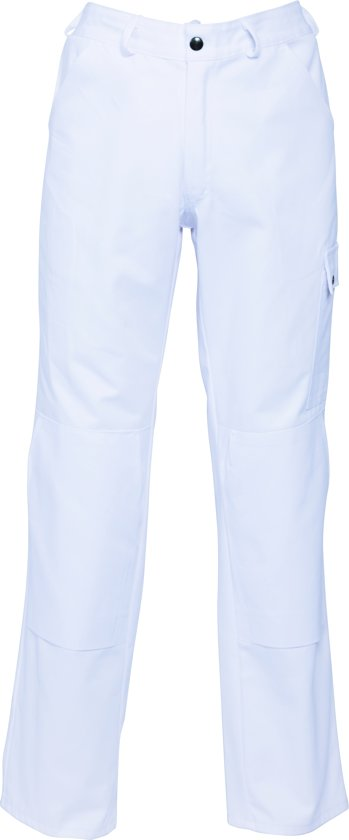 HaVeP Basic 8286 Werkbroek - Maat 46 - Wit