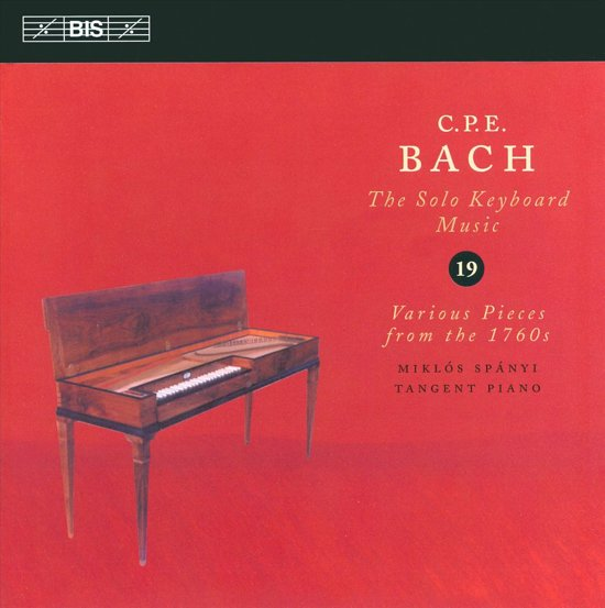 Cpe Bach - Keyb.Solo 19