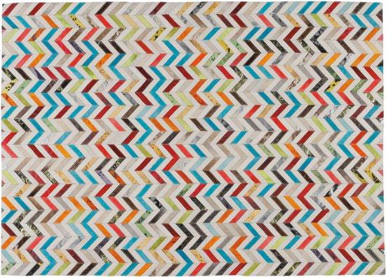 LaForma - Penan - vloerkleed - leder - 240x170 cm