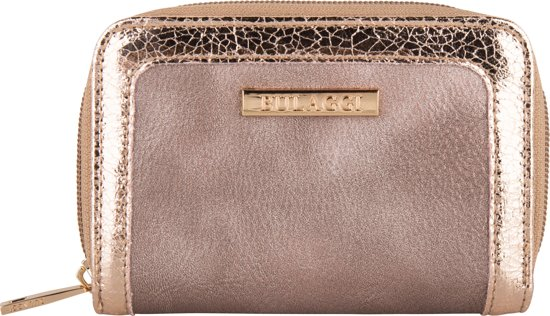 BULAGGI Hoppner wallet zip around - Taupe