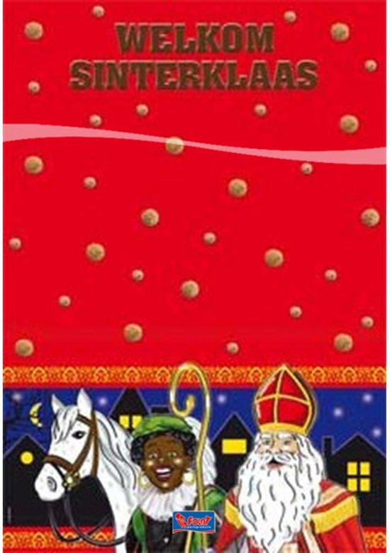 Sinterklaas tafelkleed