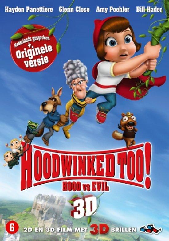 Evil hood vs hoodwinked too