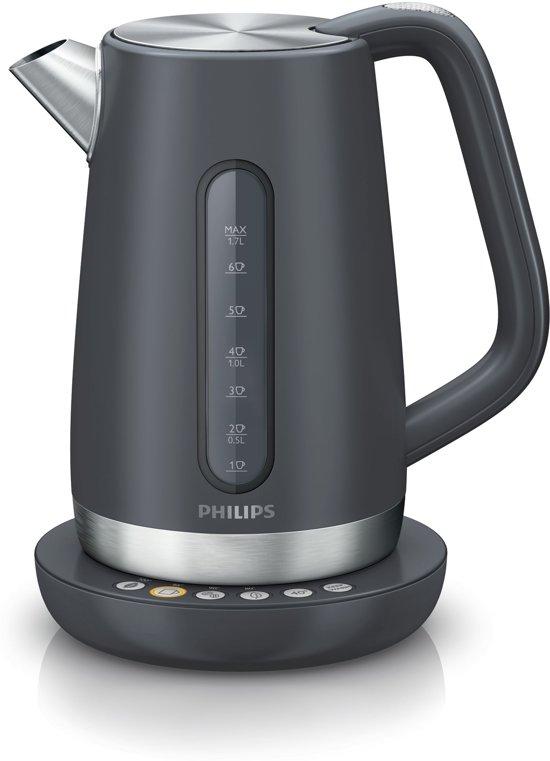 Philips Avance HD9384/20 - Waterkoker - Antraciet