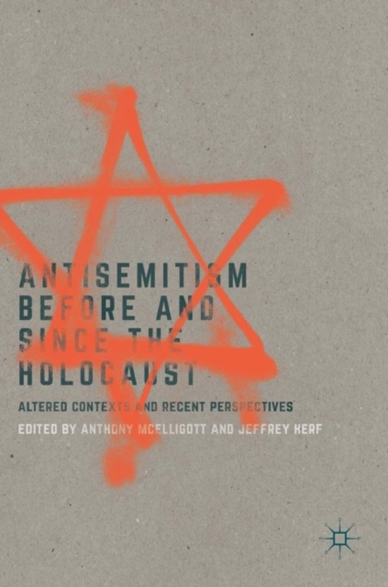 the anti semitism and the hollocaust