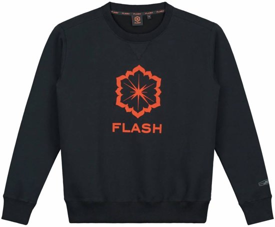 Xs Vrouwen Flash Zwart Ronde Maat HockeyKiara Hals Sweater 0PXwkn8O