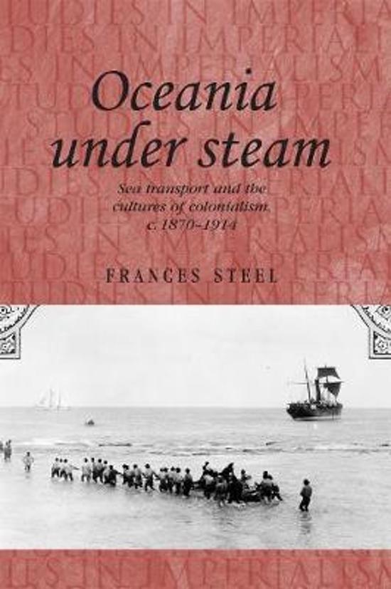 Oceania Under Steam