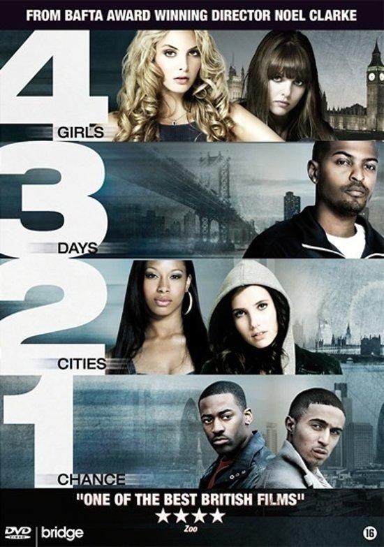 Cover van de film '4, 3, 2, 1'