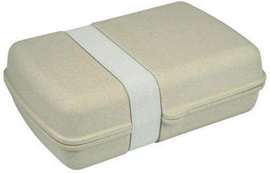 Zuperzozial Lunchbox - Wit