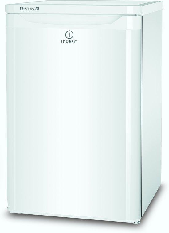 Koelkast: Indesit TFAAA 10 - Tafelmodel koelkast, van het merk Indesit