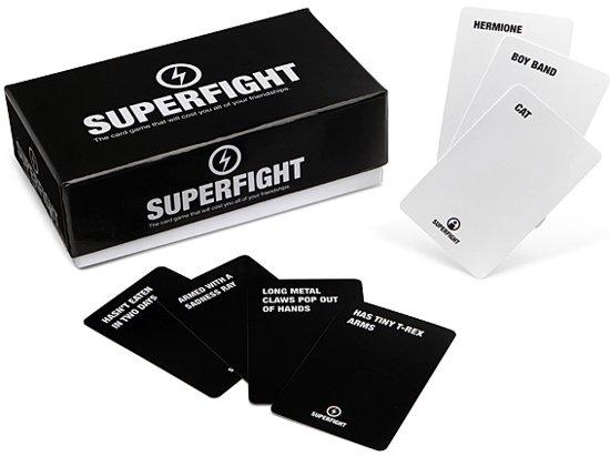 Afbeelding van het spel Superfight: 500-Card Core Deck