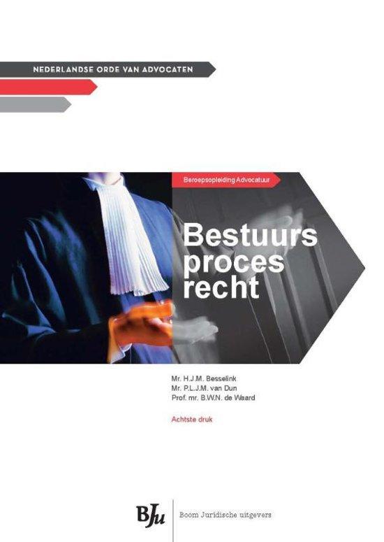 Nederlandse Orde van Advocaten; Beroepsopleiding Advocatuur - Bestuursprocesrecht